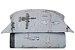 Cobre Leito Aero - Solteiro - Karsten - Imagem 1