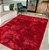 Tapete Corttex - Vermelho Bucana - 2,50m X 2,00m - Imagem 1