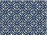 Linho Florata - Cor Azul 012739 - Imagem 1