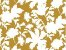 Linho Florata - Estampado Mostarda 012737 - Imagem 1