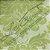 Jacquard Corttex 2,80 de largura - 1139 Medalhão Verde Claro 014 - Imagem 1