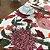 Sousplat Linho Florata - Floral Rosa - Imagem 2