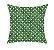 Almofada com Enchimento - Aquatec 50X50 - Telinha Verde - Imagem 1