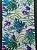Papel de Parede Floral Lavável Colorido  - Imagem 2