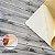 Placa Adesiva 3D - Madeira Cinza -  70cm x 60cm - Imagem 2