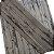 Placa Adesiva 3D - Madeira Cinza -  70cm x 60cm - Imagem 1