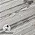 Placa Adesiva 3D - Madeira Cinza -  70cm x 60cm - Imagem 3