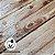 Placa Adesiva 3D  - Madeira Marrom - 70cm x 60cm - Imagem 2