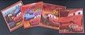 Quadro Adesivo Disney Carros  - Imagem 1