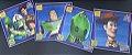 Quadro Adesivo Disney Toy Story  - Imagem 1