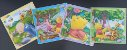 Quadro Adesivo Disney Turma do Pooh  - Imagem 1