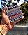 """CARREGADOR PORTATIL """"POWERBANK"""" STYLE ETNICA COLORIDA COM 7.800 mAh - Imagem 2"""