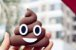 "Carregador Portátil ""Powerbank"" Emoji - Poop cocô marrom - Imagem 2"