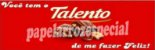TALENTO FAIXA LATERAL 002 9 CM - Imagem 1