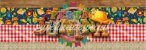 FESTA JUNINA FAIXA LATERAL 003 9 CM - Imagem 1