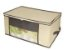 Caixa Para Guarda Roupas Organizadora 60x45 em TNT Bege - Imagem 2