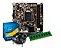 Kit Intel Core I5 2500 3.3 Ghz + Placa H61 1155 + 8 Gb 1600 - Imagem 1