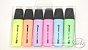 Canetas marca texto Goller - 6 cores pastéis - Imagem 1