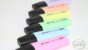 Canetas marca texto Goller - 6 cores pastéis - Imagem 4