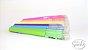 Caneta Esferografica Gel Trend Colors com 12 Pecas na Caixa - Imagem 3