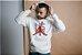 Moletom Masculino Canguru Frio Moleton Nike Jordan - Imagem 5
