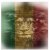 Camiseta Estampada masculina Leão Cores do Reggae - Imagem 2