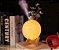 Led Usb Recarregavel 3d Em Forma De Lua Luminous Umidificador De Ar - Imagem 4