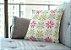 Capas De Almofada Flores Decorativas 45x45 - Imagem 2