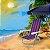 Cadeira De Praia Alumínio Mor Reclinavel 4 Posições Sortida - Imagem 5