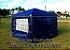 2 Parede Gazebo 3X3m Azul Oxford - MOR - Imagem 2