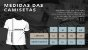 Camiseta The Midnight Gospel Camisa Serie Netflix Blusa Moda Geek Nerd Masculina - Imagem 3