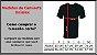 Camiseta Star Wars Coffee Long Line Oversized Masculina Camisa Moda Geek Nerd Personalizada  - Imagem 3