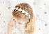 Tiara Celebrate Stars Dourada - Imagem 2