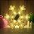 Luminária De Led Decorativa Floco De Neve Festa Decoração - Imagem 3