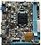 Placa Mãe Para Intel Lga 1155 Micro Atx H61CV1.2 DDR3 - Imagem 1