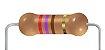 Resistor CF - 270R 5% 1/4W Axial - Imagem 1