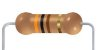 Resistor CF - 300R 5% 1/4W Axial - Imagem 1