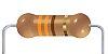 Resistor CF - 330R 5% 1/4W Axial - Imagem 1
