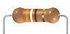 Resistor CF - 390R 5% 1/4W Axial - Imagem 1