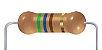 Resistor CF - 560R 5% 1/4W Axial - Imagem 1
