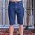 Bermuda Jeans - Imagem 1