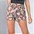 Shorts Feminino Floral - Imagem 2