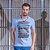 Camiseta Masculina Airplane Carbono - Imagem 1