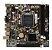 Placa Mãe 1155 Afox Ib75-Ma5 Ddr3 Vga Hdmi Usb 3.0 Som Rede - Imagem 2