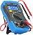 Multimetro Digital Profissional Lelong Le-982 - Imagem 1