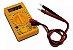 Multímetro Digital DT-830B Medição de Tensão Contínua e Alternada 9V Amarelo - Imagem 4