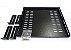 Bandeja Fixa 4 Pontos 1UX500MM- Para Rack 19 - Imagem 2