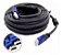 Cabo HDMI 10M Versão 1.4 Com Malha e Filtro od 7.3 Blindado - Imagem 4