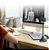 WebCam 480p Usb Com Led e Microfone Usb 2.0 Com Tripé Flexivel - Imagem 8