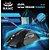 Mouse Gamer Usb 6D 6 Botões 3200Dpi de Resolução Knup KP-V34 - Imagem 5